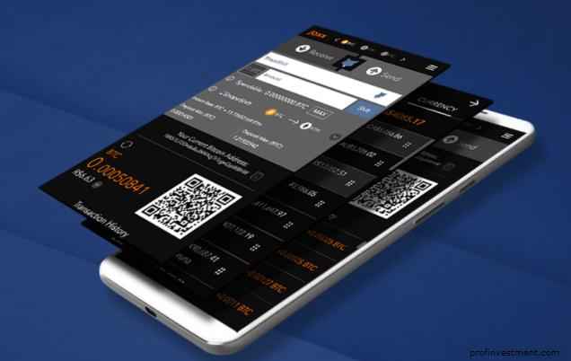 Как построить криптовалютный обмен в мобильном приложении Android и IOS?